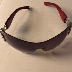 Women's sunglasses black & silver  uv 400